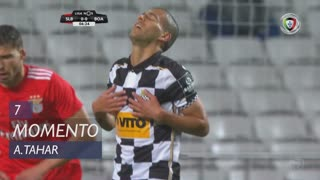 Boavista FC, Jogada, A. Tahar aos 7'