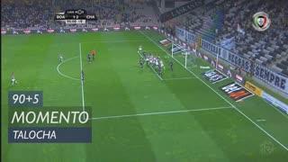 Boavista FC, Jogada, Talocha aos 90'+5'