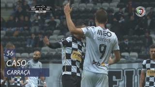 Boavista FC, Caso, Carraça aos 56'