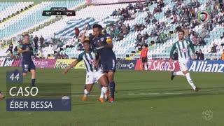 Vitória FC, Caso, Éber Bessa aos 44'