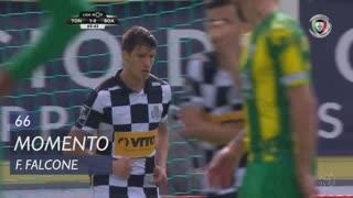 Boavista FC, Jogada, F. Falcone aos 66'