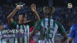Vitória FC, Jogada, Valdo aos 31'