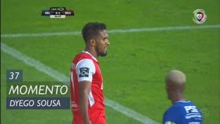 SC Braga, Jogada, Dyego Sousa aos 37'
