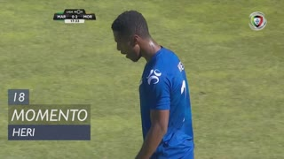Moreirense FC, Jogada, Heri aos 18'