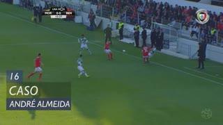 SL Benfica, Caso, André Almeida aos 16'