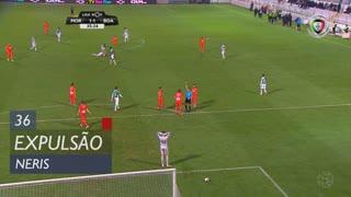 Boavista FC, Expulsão, Neris aos 36'