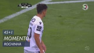 Vitória SC, Jogada, Rochinha aos 45'+1'