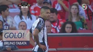 GOLO! Portimonense, Bruno Tabata aos 53', SL Benfica 0-1 Portimonense