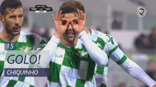 GOLO! Moreirense FC, Chiquinho aos 15', Moreirense FC 1-0 CD Nacional