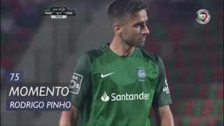 Marítimo M., Jogada, Rodrigo Pinho aos 75'