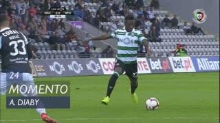 Sporting CP, Jogada, A. Diaby aos 24'