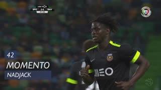 Rio Ave FC, Jogada, Nadjack aos 42'