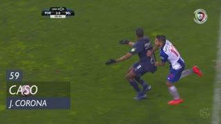 FC Porto, Caso, J. Corona aos 59'