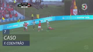 Rio Ave FC, Caso, Fábio Coentrão aos 7'