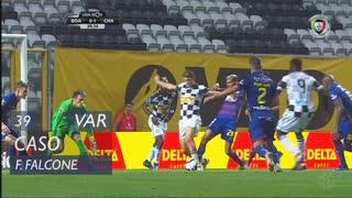 Boavista FC, Caso, F. Falcone aos 39'
