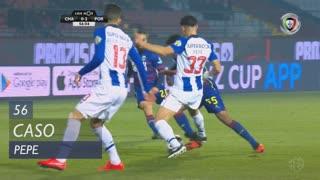FC Porto, Caso, Pepe aos 56'