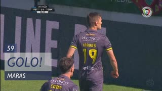 GOLO! GD Chaves, Maras aos 59', CD Feirense 2-2 GD Chaves
