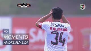 SL Benfica, Jogada, André Almeida aos 45'