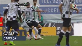 Boavista FC, Caso, Carraça aos 31'