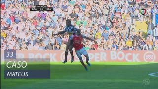 Boavista FC, Caso, Mateus aos 33'