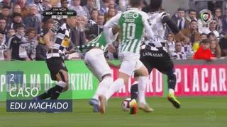 Boavista FC, Caso, Edu Machado aos 2'