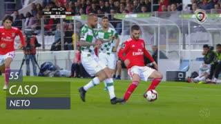 Moreirense FC, Caso, Neto aos 55'