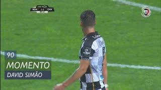 Boavista FC, Jogada, David Simão aos 90'