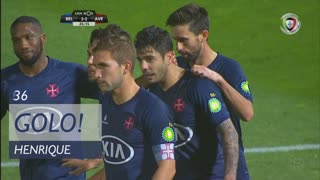 GOLO! Belenenses, Henrique aos 36', Belenenses 2-2 CD Aves