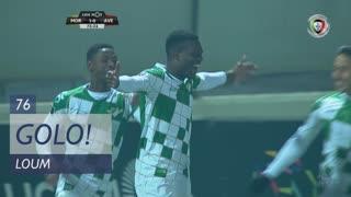 GOLO! Moreirense FC, Loum aos 76', Moreirense FC 1-0 CD Aves