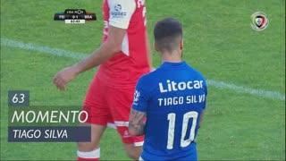 CD Feirense, Jogada, Tiago Silva aos 63'
