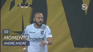 Vitória SC, Jogada, André André aos 50'