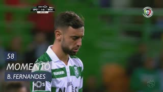 Sporting CP, Jogada, Bruno Fernandes aos 58'