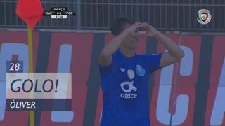 GOLO! FC Porto, Óliver aos 28', CD Nacional 0-2 FC Porto