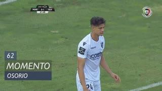 Vitória SC, Jogada, Osorio aos 62'
