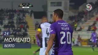 Vitória FC, Jogada, Berto aos 24'