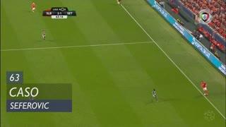 SL Benfica, Caso, Seferovic aos 63'