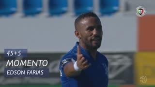 CD Feirense, Jogada, Edson Farias aos 45'+5'