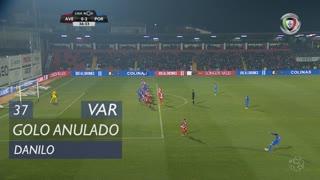 FC Porto, Golo Anulado, Danilo aos 37'