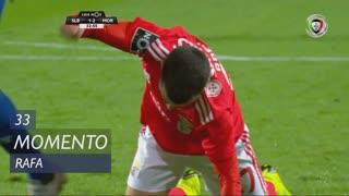 SL Benfica, Jogada, Rafa aos 33'