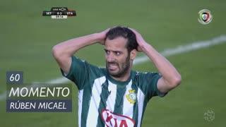 Vitória FC, Jogada, Rúben Micael aos 60'
