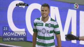 Sporting CP, Jogada, Luiz Phellype aos 25'