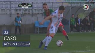 Marítimo M., Caso, Rúben Ferreira aos 32'