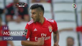 SL Benfica, Jogada, Salvio aos 16'
