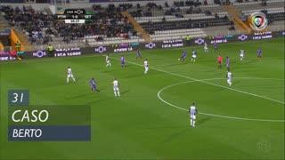Vitória FC, Caso, Berto aos 31'