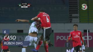 SL Benfica, Caso, Rúben Dias aos 6'