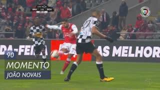 SC Braga, Jogada, João Novais aos 90'