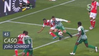 Rio Ave FC, Caso, João Schmidt aos 45'