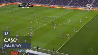 SC Braga, Caso, Paulinho aos 36'