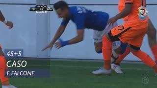 Boavista FC, Caso, F. Falcone aos 45'+5'