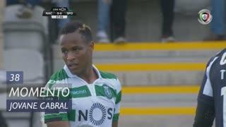 Sporting CP, Jogada, Jovane Cabral aos 38'